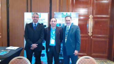 Tech Expo (07-08 June) 2015 at Cairo, Egypt.