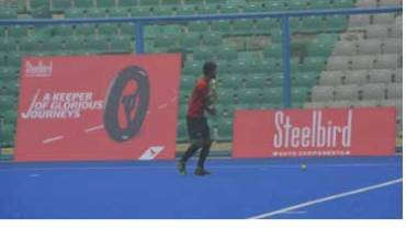Steelbird International Sponsors 56th Nehru Senior Hockey Tournament